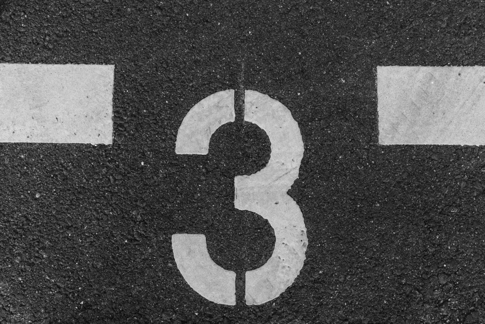 Songwriter Skills… The Rule of Three